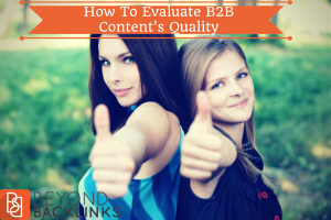 How-Should-You-Measure-B2B-Content-Quality?